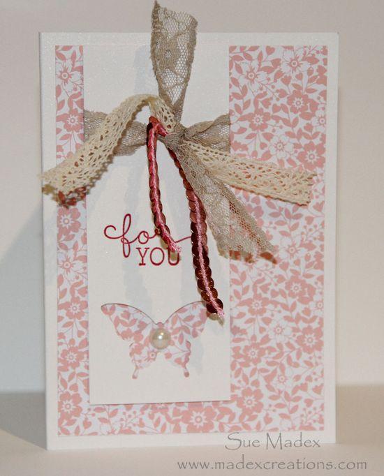 Ribbon-card