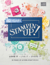 Stampin up catalogue