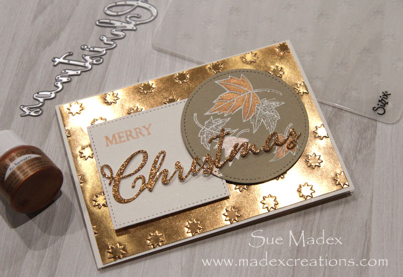 Copper-christmas
