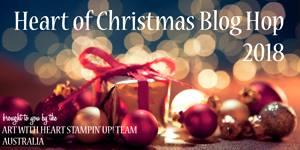 Heart of christmas blog hop