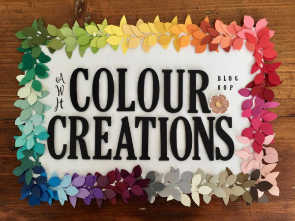 Colour creations banner