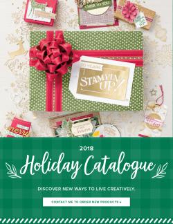 Holiday Catalogue banner