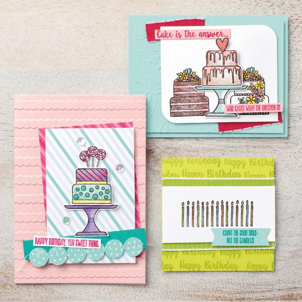 Cake cards