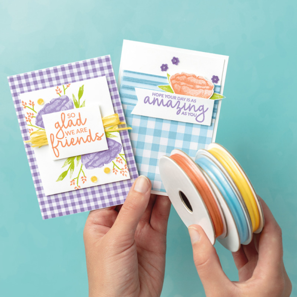 Ribbons card
