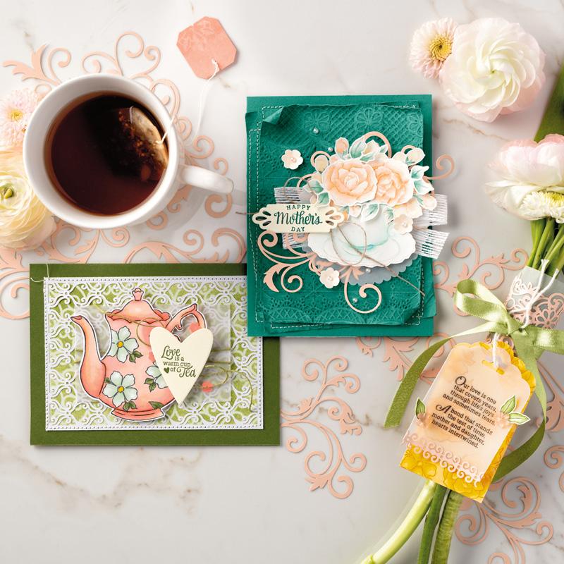 Tea together cards