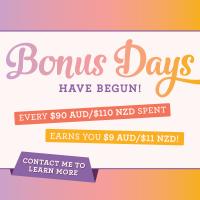 Bonus days sue
