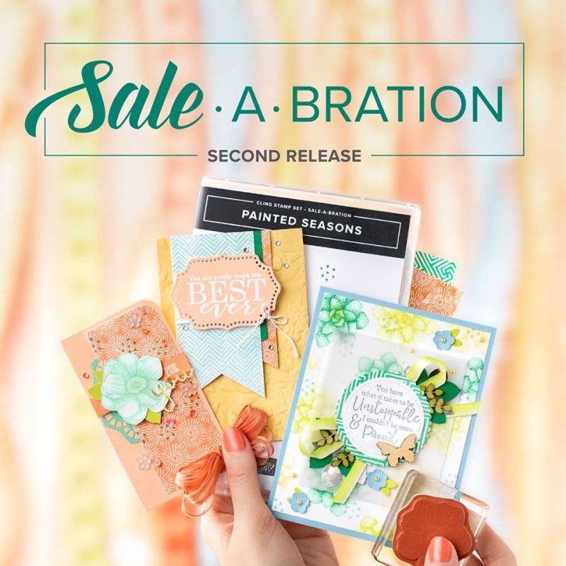 Saleabration second release