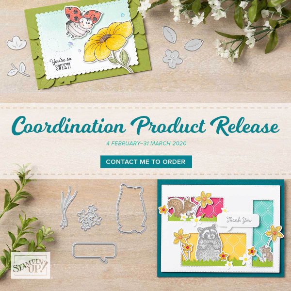 Coordination products