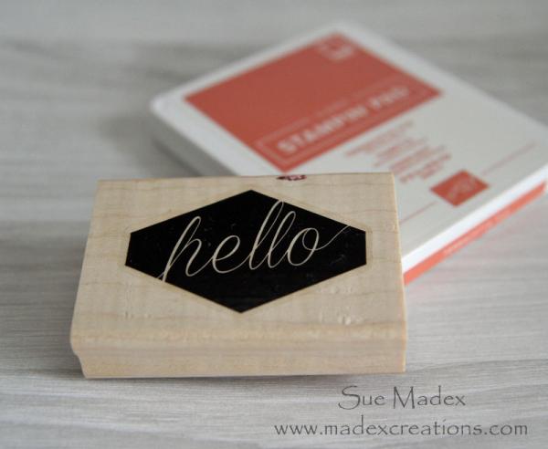Hello-stamp
