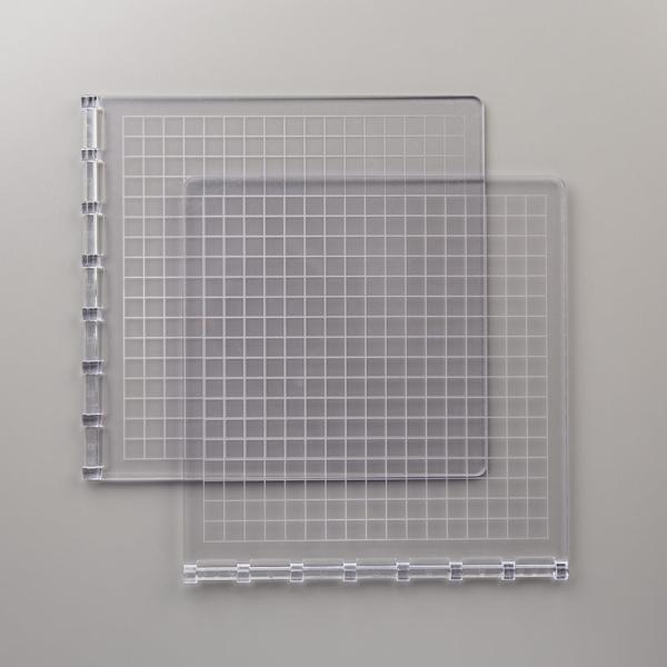 Stamparatus plates