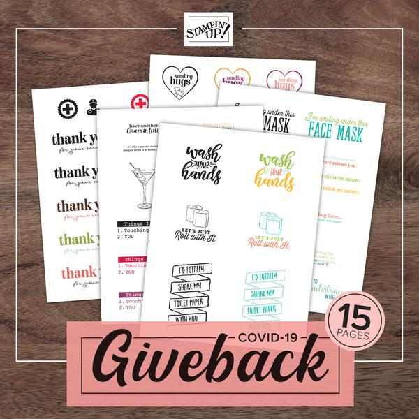 Give back 2