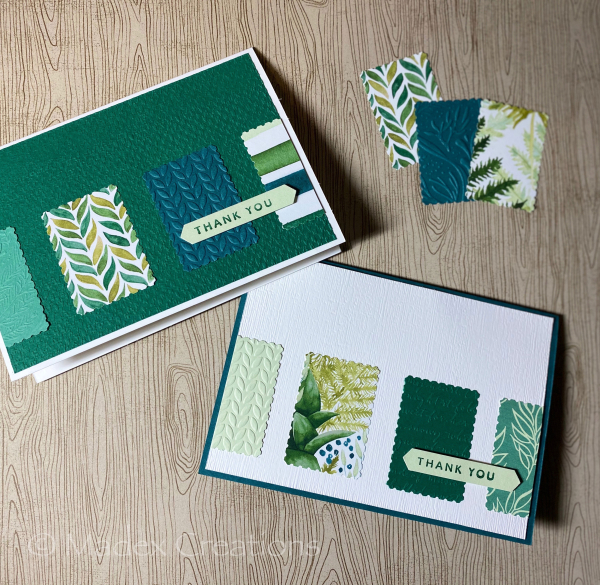 Forever-greenery-cards