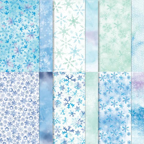Snowflake splendour