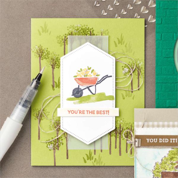 My meadow card
